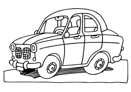 Kleurplaat Auto Truck Coloring Pages Cars Coloring Pages Coloring Pages