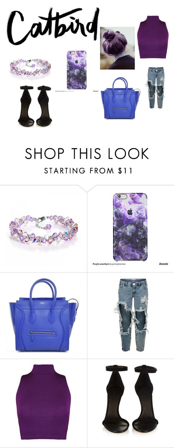 """""""Purple is my color"""" by lorenzia14 on Polyvore featuring One Teaspoon, WearAll, Isabel Marant, women's clothing, women, female, woman, misses and juniors"""