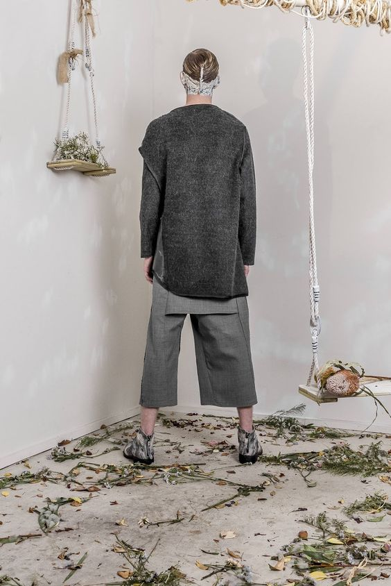 Vincent Li Fall/Winter 2016 Menswear Collection