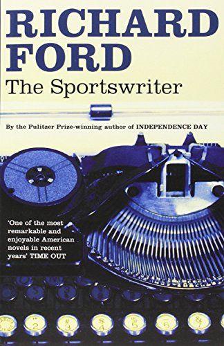"Richard Ford, The Sportswriter, 11/2015 (nach Diskussion seines neuen Buchs ""Let me be Frank with you"" im DLF)"