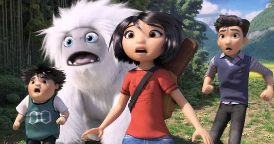 Abominable – Releasing on 27th September in 2D & 3D -in English