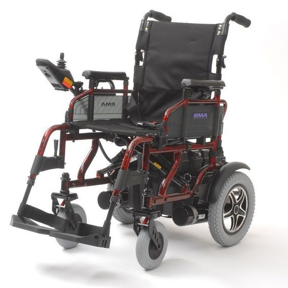 Roma Medical Sirocco Electric Powered Wheelchair New