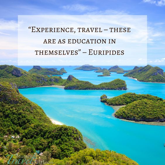 Quotes About Experience And Travel: Pinterest • The World's Catalog Of Ideas