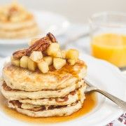 Oatmeal Pancakes | www.kitchenconfidante.com