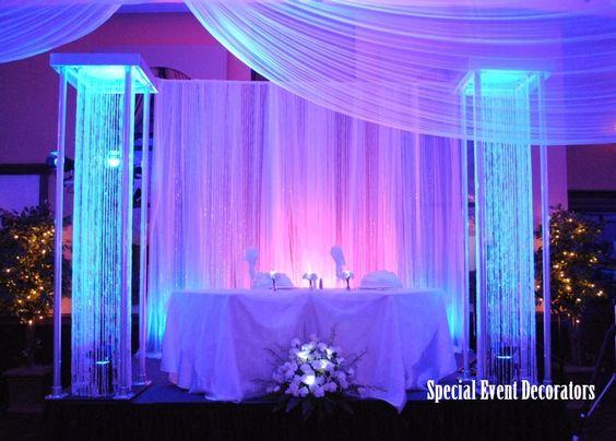 Google All Elegant Backdrops: Sweetheart Table Backdrop, Backdrops And Wedding Tables