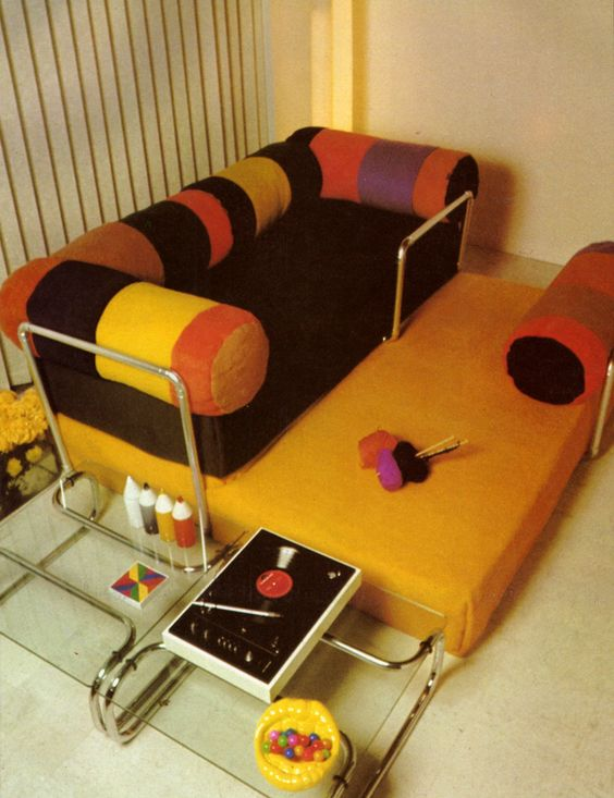Flawless Home Decor 70s