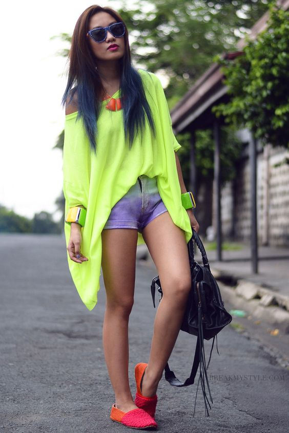 fun neons for summer