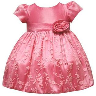 Angel- -Baby Girls Flower Girl Dresses PINK FUSHIA
