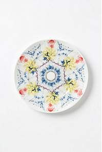 Anthropologie Spinning Vessels Salad Plate
