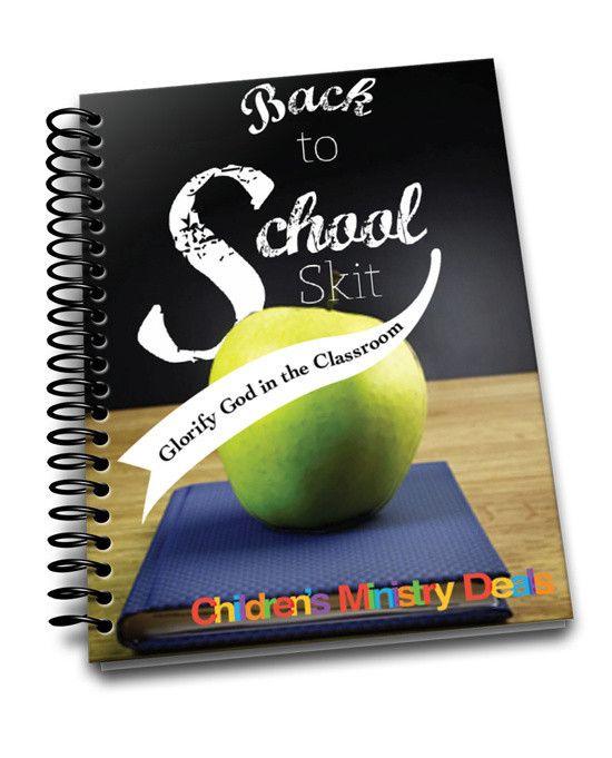 Classroom Skit Ideas ~ Back to school skit for kids children s