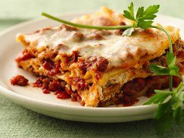 Healthified Lasagna Recipe from Eat Better America