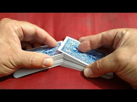 World S Most Deceptive Card Trick Shuffle Revealed Learn The