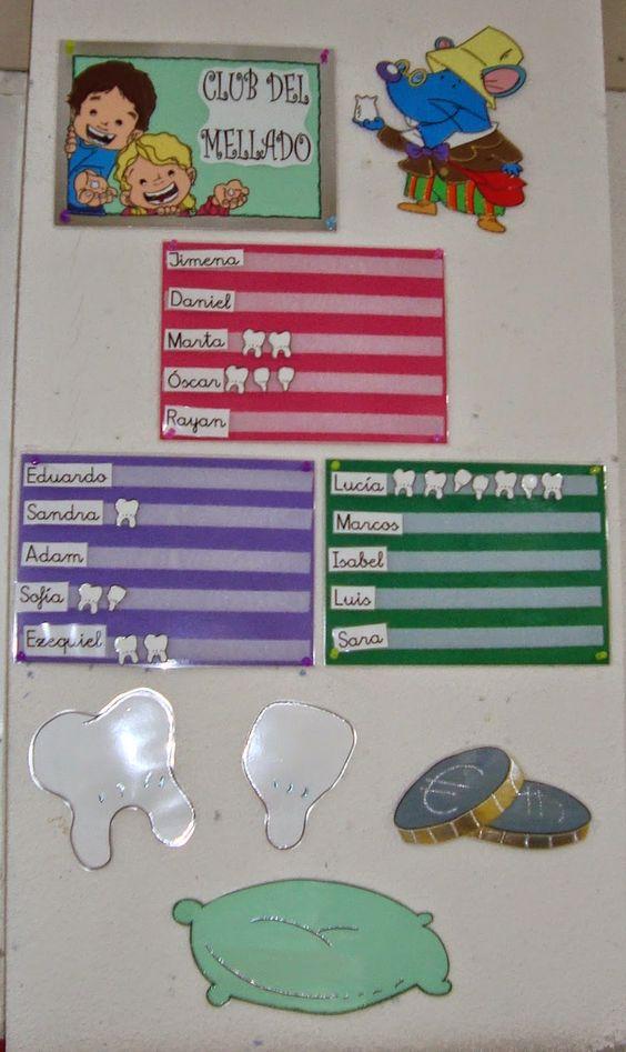 Plastificando ilusiones: Decoración de aula