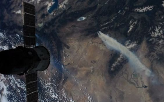 colorado-wildfires-space-station-video