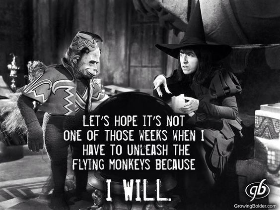 Unleash the monkeys