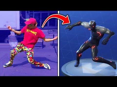 Top 10 Fortnite Dances In Real Life Fortnite Battle Royale Season 4 Youtube Fortnite Dance Justice Dance