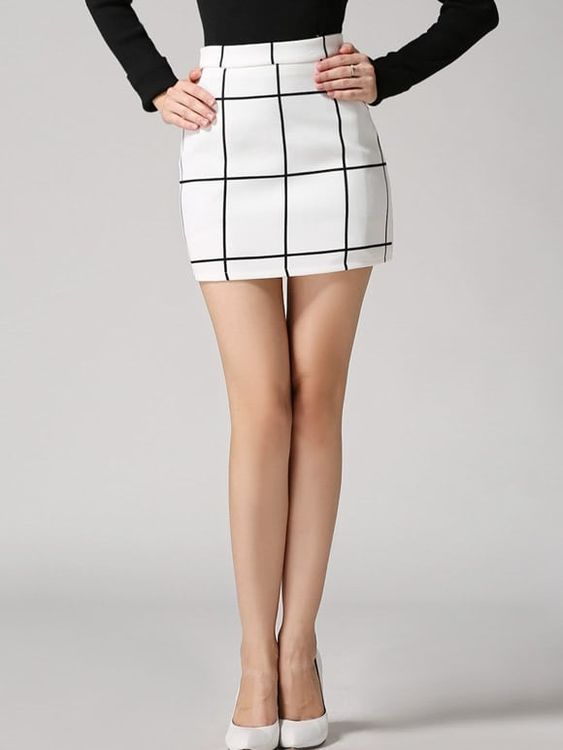 53 Short Skirts You Should Own outfit fashion casualoutfit fashiontrends