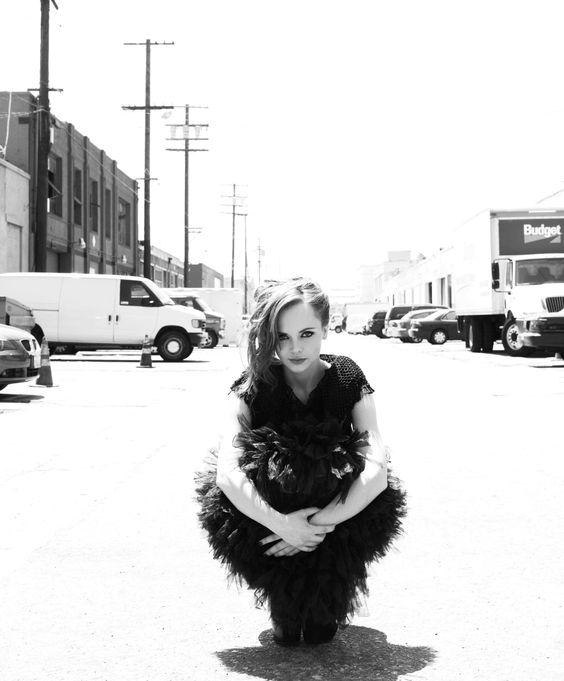photographer: Hilary Walsh  model: Christina Ricci