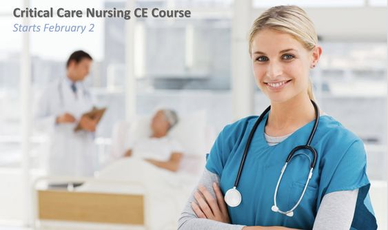 Step Up Your Nursingskills With Our 10 Day Criticalcare