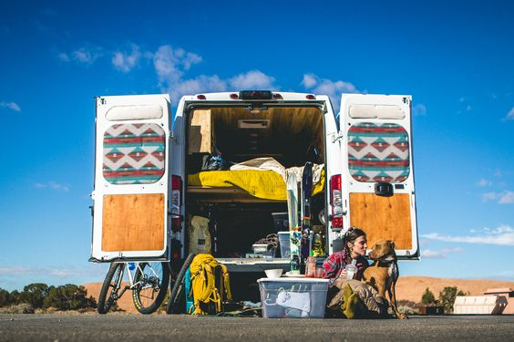 Thomas Woodson and His 2015 Ram ProMaster Van - From 'accidentally bought' to fully tricked out, photographer Thomas Woodson's rig is a dream ride.  http://adventure-journal.com/2016/02/thomas-woodson-and-his-2015-ram-promaster-van/
