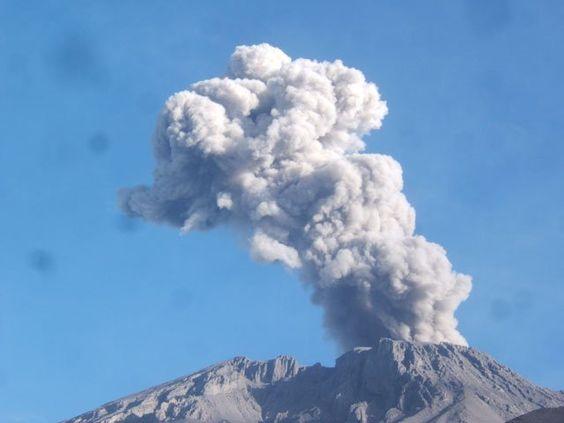 AREQUIPA. Último reporte del IGP detalla la presencia de un nuevo foco sísmico a 8 km al norte del volcán Sabancaya http://hbanoticias.com/10982