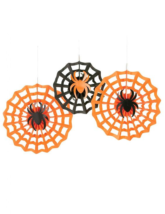 3 Decoraciones Halloween