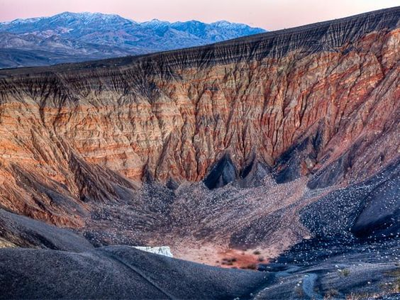 A volcano in Death Valley National Park might be more dangerous than previously thought, a new study says.