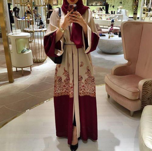 hijab, abaya, and fashion image: