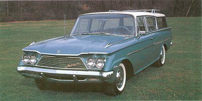 1960 1961 Amc Rambler Ambassador Chrysler Cars