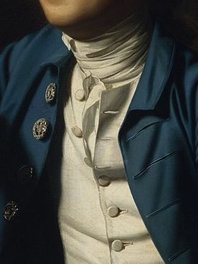 art 19th century 18th century art detail cravats I think this might be my last one for a while