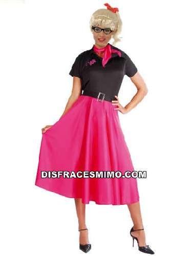 Tu mejor disfraz adulto de los a os 60 para mujer gui for Disfraces de los anos 60