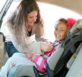 The Right Fit: Car Seat Installation