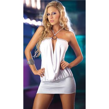 Cosmopolitian Dress $39.95 but You can get this or almost any other single item for 50% OFF + Free Shipping + DVDS and Mystery GIFT when you use the code PINIT @ checkout at www.AdamAndEve.com