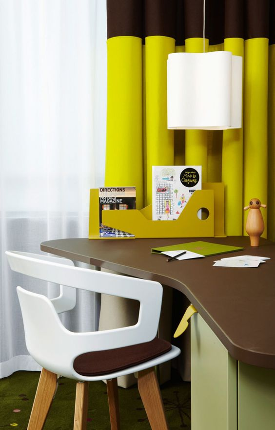 """Colourful Hotel in Switzerland Inspiring an """"Almost Home"""" Kind of Feeling"""