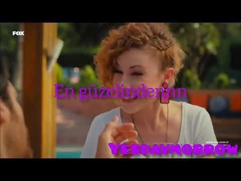 Inadina Ask Def Yal Klip Aleyna Tilki O Sen Olsan Bari Youtube Youtube Tilki Romantik