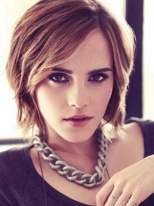 Enjoyable Messy Bangs Short Bob Hairstyles And Bobs On Pinterest Hairstyle Inspiration Daily Dogsangcom