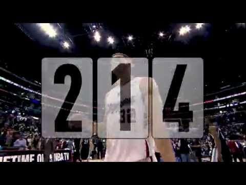 Blake Griffin's 214 Dunks of the season