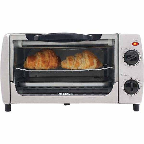Farberware Countertop Oven With Rotisserie : oven walmart 15 walmart and more toaster black friday steel ovens ...
