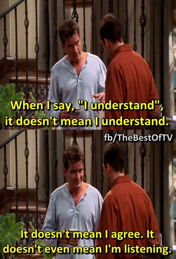 - Charlie Sheen as Charlie Harper in Two and a Half Men
