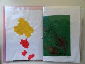 Organize sem Frescuras | Rafaela Oliveira » Arquivos » Especial semana das crianças: Ideias simples e divertidas para guardar e expor os trabalhinhos do seu filho