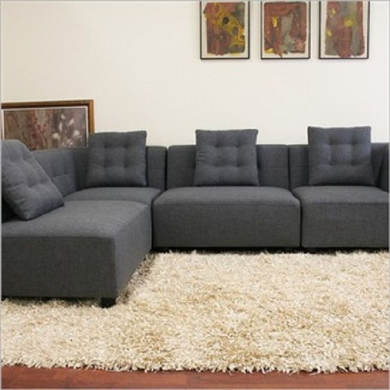 Modular Sectional Sofa Sofas Pinterest And Set