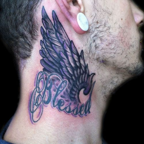 101 Best Neck Tattoos For Men Cool Designs Ideas 2019 Guide In 2020 Best Neck Tattoos Side Neck Tattoo Neck Tattoo For Guys