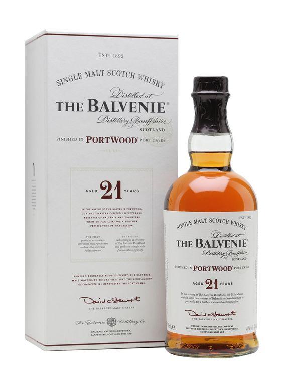 Balvenie 21 Year Old / Port Wood