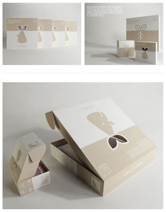 Textile Packaging Design Curated by Little Buddha