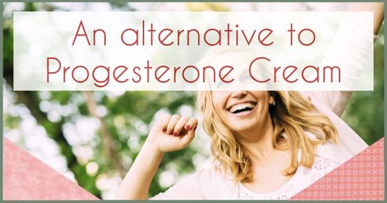 It is a great idea to use natural progesterone to reduce symptoms with Endometriosis. However, progesterone creams don't always work. Here is a new alternative to progesterone cream.