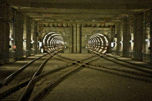 LRT tunnels