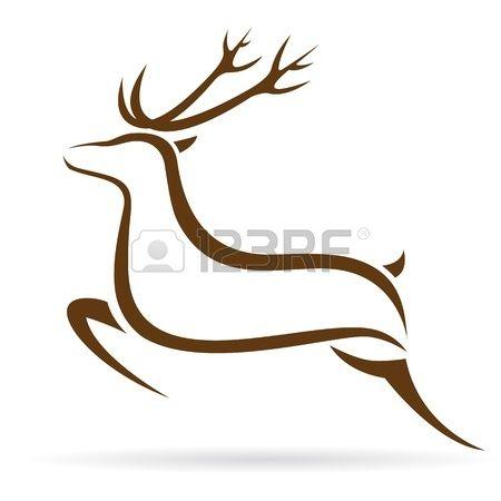 Elk Stock Vector Illustration And Royalty Free Elk Clipart
