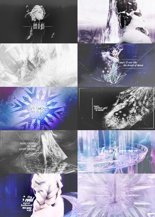 Elsa&lt-33 - Elsa | my soul is spiraling the frozen farctals all around