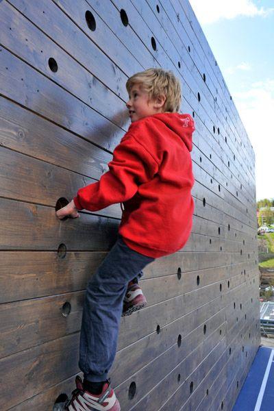 Strandkanten / 70ºN Arkitektur | Climbing, Outdoor and We : arkitektur children : Arkitektur