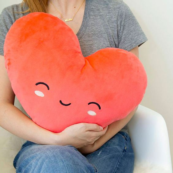 Cute Pillow Warmer : Kawaii, Pillows and Heart pillow on Pinterest